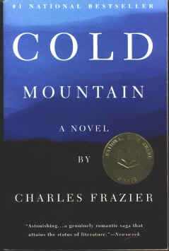 "Epigraph of ""Cold Mountain"" by Charles Frazier Essay Sample"