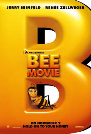 BEE MOVIE (PG)